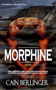 Morphine book cover